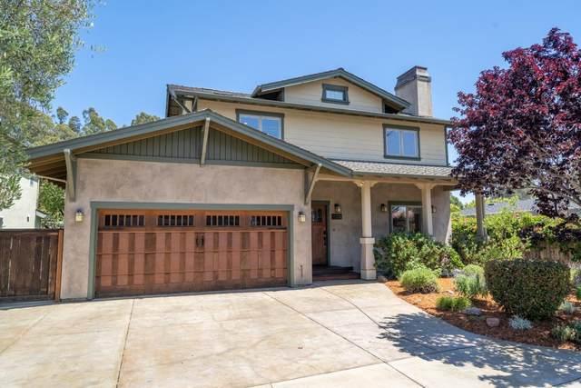 512 Park Way, Santa Cruz, CA 95062 (#ML81799427) :: RE/MAX Real Estate Services