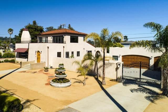 201 Playa Blvd, La Selva Beach, CA 95076 (#ML81799440) :: The Goss Real Estate Group, Keller Williams Bay Area Estates