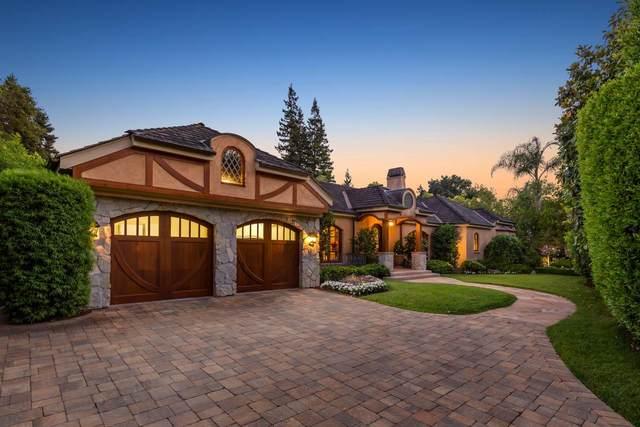 328 Almond Ave, Los Altos, CA 94022 (#ML81799451) :: Strock Real Estate