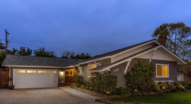 1702 Myra Dr, San Jose, CA 95124 (#ML81799452) :: Intero Real Estate