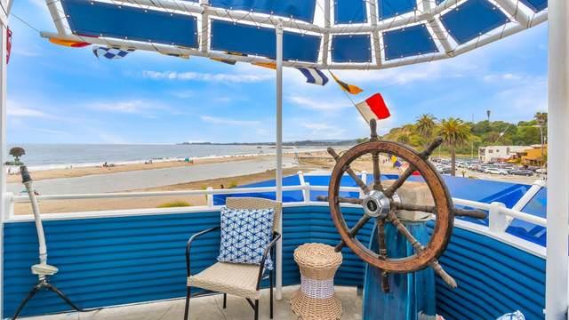 202 Beach Dr, Aptos, CA 95003 (#ML81799460) :: Strock Real Estate