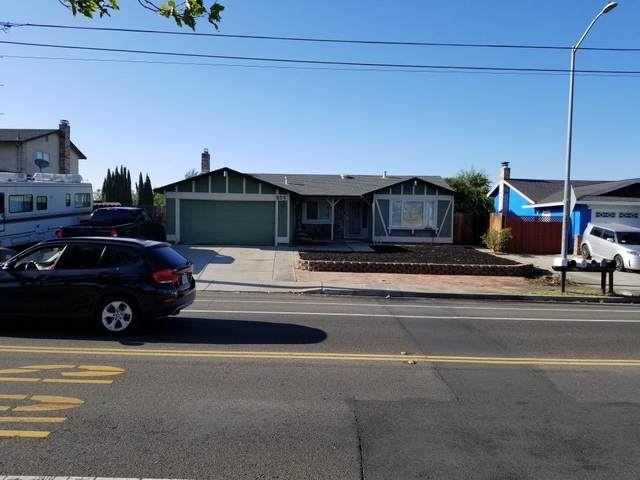 984 W Cypress Rd, Oakley, CA 94561 (#ML81799487) :: The Realty Society