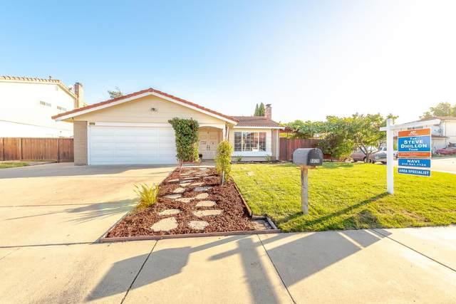 5026 Anaheim Loop, Union City, CA 94587 (#ML81799497) :: The Realty Society