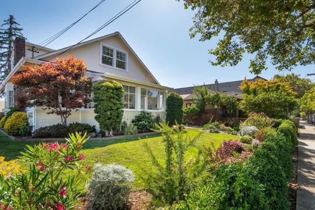 1003 S B St, San Mateo, CA 94401 (#ML81799506) :: The Kulda Real Estate Group