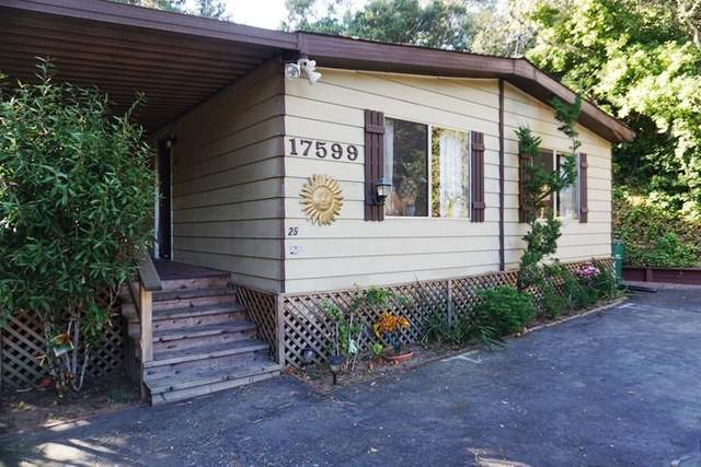 17599 Pond Erosa #25 25, Salinas, CA 93907 (#ML81799513) :: Strock Real Estate