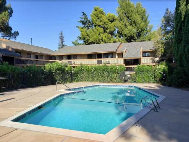 185 Union Ave 58, Campbell, CA 95008 (#ML81799541) :: Intero Real Estate