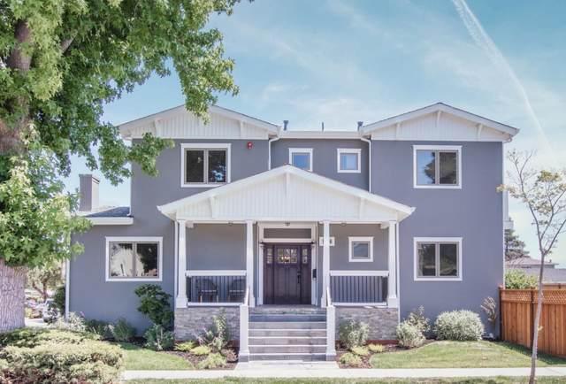 1316 Laguna Ave, Burlingame, CA 94010 (#ML81799582) :: The Kulda Real Estate Group