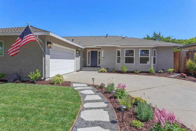1594 Chambers Dr, San Jose, CA 95118 (#ML81799593) :: Real Estate Experts