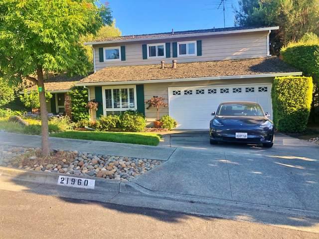 21960 Oaknoll Ct, Cupertino, CA 95014 (#ML81799615) :: The Sean Cooper Real Estate Group