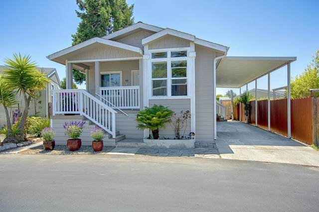 220 Mar Vista Dr 90, Aptos, CA 95003 (#ML81799622) :: Strock Real Estate