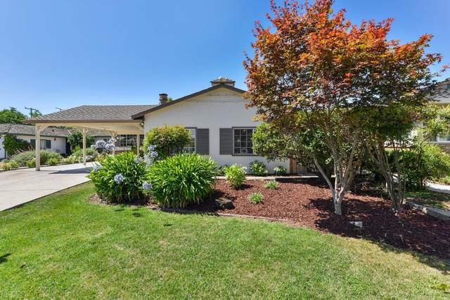 1022 Heatherstone Ave, Sunnyvale, CA 94087 (#ML81799629) :: The Goss Real Estate Group, Keller Williams Bay Area Estates