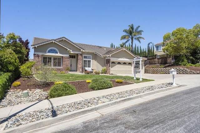 6579 Rocky Crest Dr, San Jose, CA 95120 (#ML81799656) :: The Sean Cooper Real Estate Group