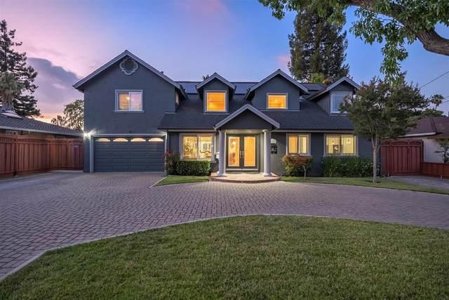 14521 Wyrick Ave, San Jose, CA 95124 (#ML81799672) :: The Sean Cooper Real Estate Group