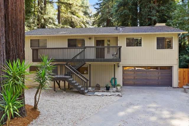 12057 Highway 9, Boulder Creek, CA 95006 (#ML81799687) :: The Goss Real Estate Group, Keller Williams Bay Area Estates