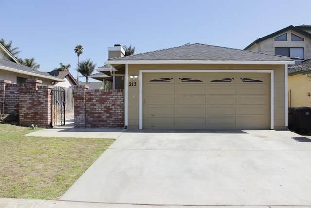 213 La Brea St, Salinas, CA 93906 (#ML81799695) :: The Sean Cooper Real Estate Group