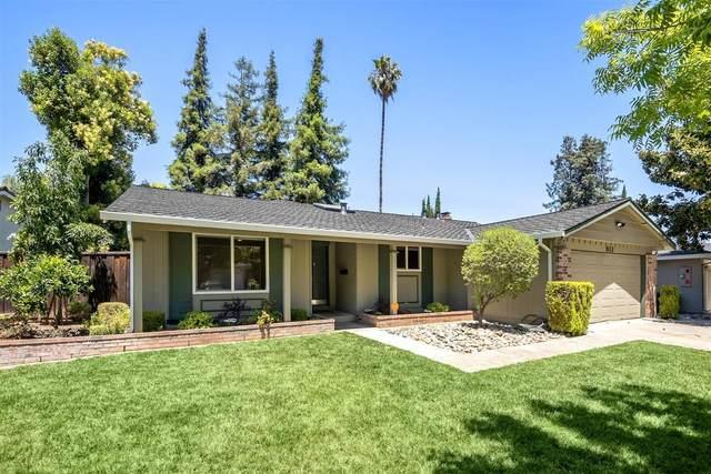 911 Foothill Dr, San Jose, CA 95123 (#ML81799705) :: Intero Real Estate