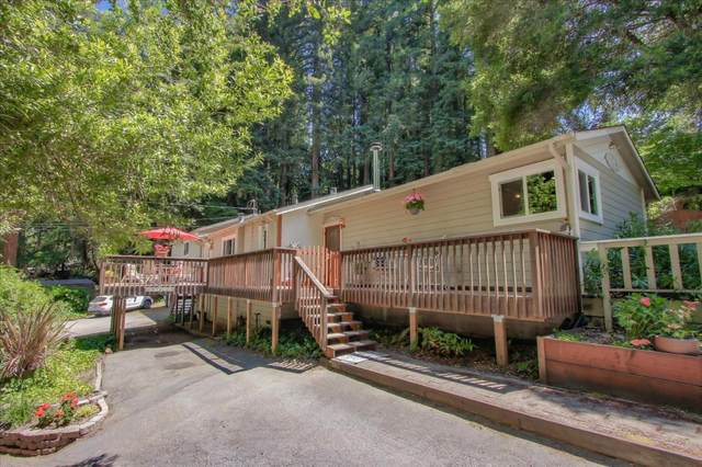 770 Oak Dr, Felton, CA 95018 (#ML81799730) :: Alex Brant Properties