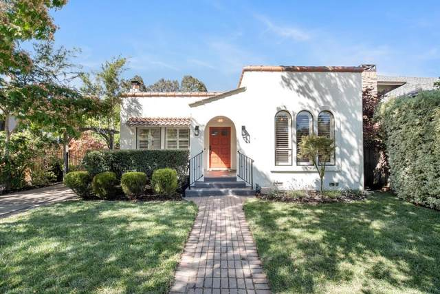 1106 Balboa Ave, Burlingame, CA 94010 (#ML81799749) :: The Kulda Real Estate Group