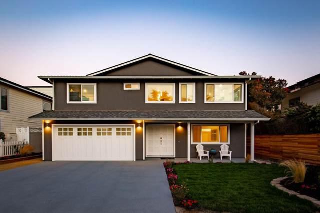 58 Santa Rosa Ave, Half Moon Bay, CA 94019 (#ML81799753) :: The Gilmartin Group