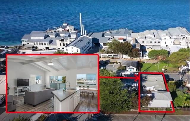845 Wave St, Monterey, CA 93940 (#ML81799764) :: Alex Brant Properties