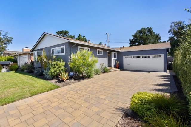 1540 Greenwood Way, San Bruno, CA 94066 (#ML81799765) :: The Sean Cooper Real Estate Group