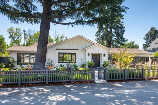 1775 Oak Ave, Menlo Park, CA 94025 (#ML81799781) :: Strock Real Estate
