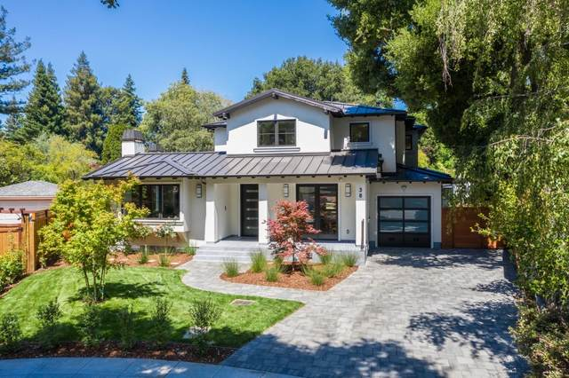 38 Tevis Pl, Palo Alto, CA 94301 (#ML81799785) :: The Sean Cooper Real Estate Group