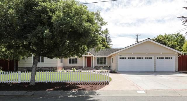 1435 Marlbarough Ave, Los Altos, CA 94024 (#ML81799787) :: Strock Real Estate