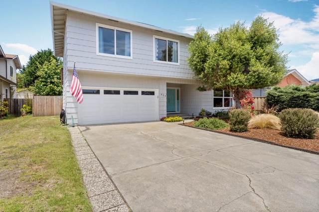 424 Beach Ave, Half Moon Bay, CA 94019 (#ML81799788) :: The Kulda Real Estate Group