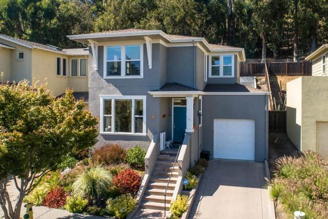 116 Grandview Ter, Santa Cruz, CA 95060 (#ML81799789) :: The Sean Cooper Real Estate Group