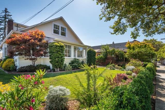 1003 S B St, San Mateo, CA 94401 (#ML81799796) :: The Kulda Real Estate Group