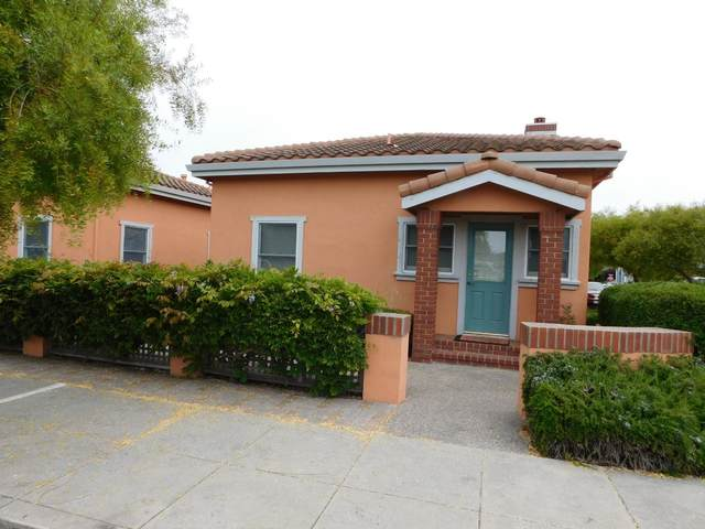 Johnston St, Half Moon Bay, CA 94019 (#ML81799813) :: The Kulda Real Estate Group