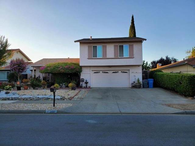 299 Churchill Pl, Gilroy, CA 95020 (#ML81799814) :: Live Play Silicon Valley