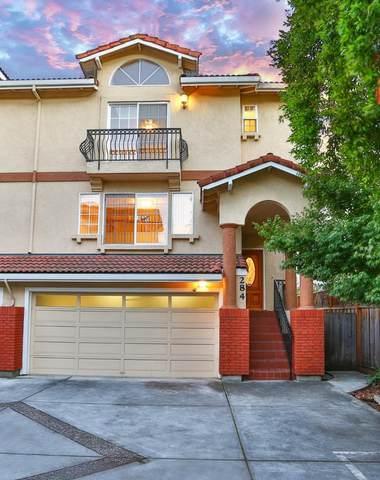 284 W Sunnyoaks Ave, Campbell, CA 95008 (#ML81799823) :: The Goss Real Estate Group, Keller Williams Bay Area Estates