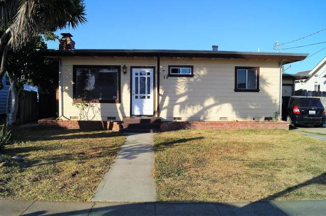 58 Roosevelt St, Watsonville, CA 95076 (#ML81799826) :: Alex Brant Properties