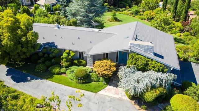 27177 Byrne Park Ln, Los Altos Hills, CA 94022 (#ML81799848) :: Intero Real Estate