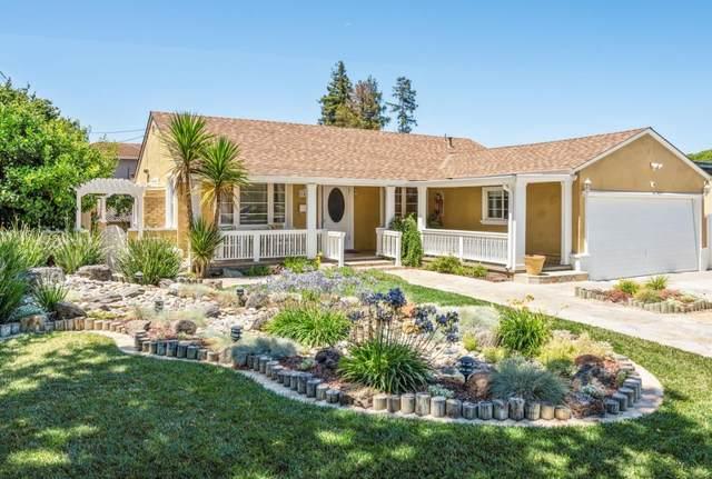 1441 Arnold Ave, San Jose, CA 95110 (#ML81799859) :: Alex Brant Properties