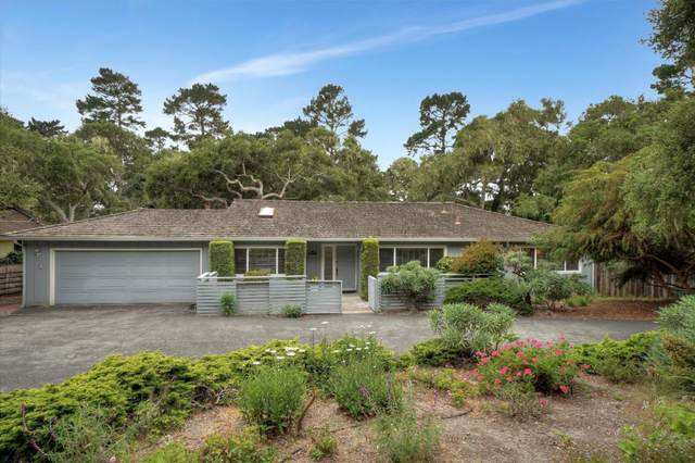 3116 Stevenson Dr, Pebble Beach, CA 93953 (#ML81799911) :: Alex Brant Properties