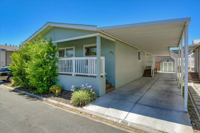 2151 Oakland Rd 302, San Jose, CA 95131 (#ML81799917) :: The Sean Cooper Real Estate Group