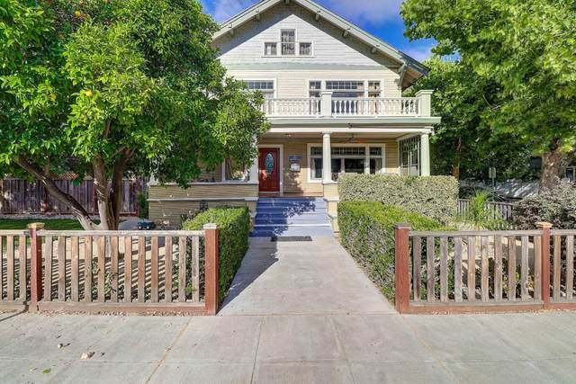 201 S 13th St, San Jose, CA 95112 (#ML81799941) :: The Sean Cooper Real Estate Group