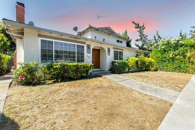 547 Kiely Blvd, San Jose, CA 95117 (#ML81799984) :: The Goss Real Estate Group, Keller Williams Bay Area Estates