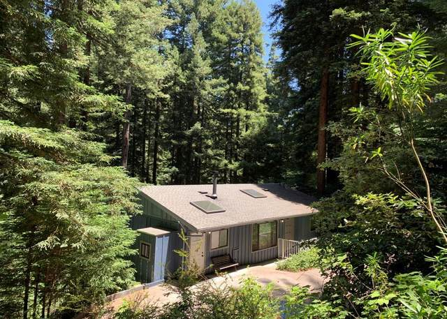 1036 Pine Dr, Felton, CA 95018 (#ML81799987) :: Alex Brant Properties