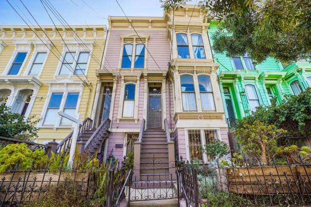 667 Shotwell St A, San Francisco, CA 94110 (#ML81799989) :: The Sean Cooper Real Estate Group