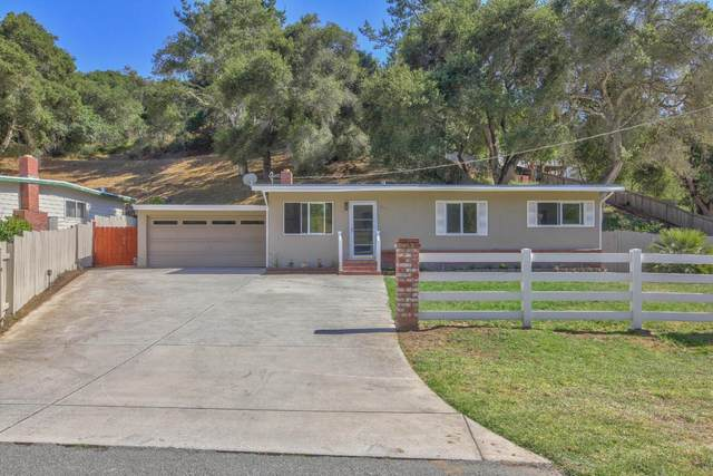 17884 Berta Canyon Rd, Salinas, CA 93907 (#ML81800000) :: The Sean Cooper Real Estate Group