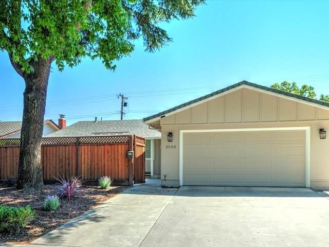 2550 Meridian Ave, San Jose, CA 95124 (#ML81800010) :: The Sean Cooper Real Estate Group