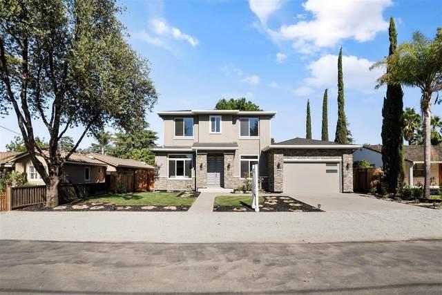 Stevens Ct, Campbell, CA 95008 (#ML81800058) :: Intero Real Estate