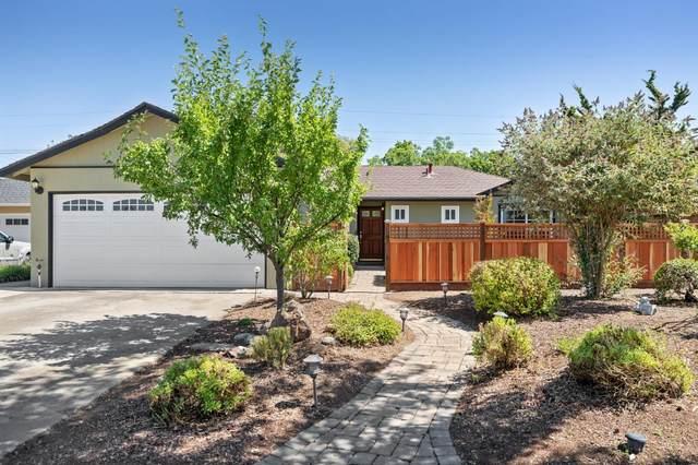 1804 Valla Dr, San Jose, CA 95124 (#ML81800063) :: Real Estate Experts