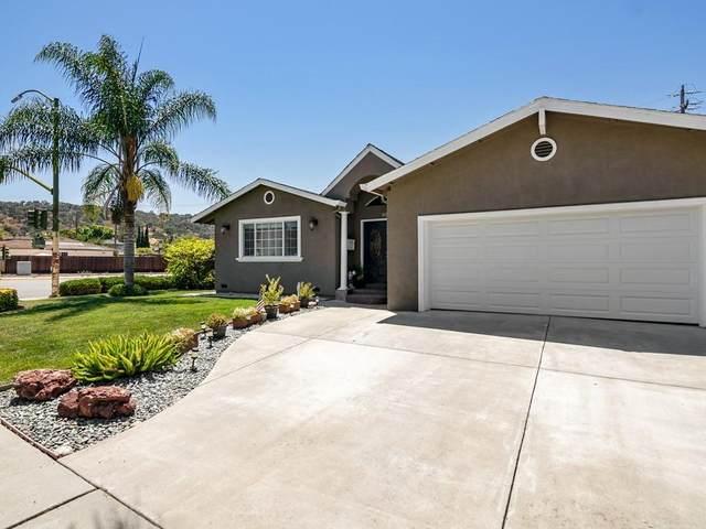 6095 Chesbro Ave, San Jose, CA 95123 (#ML81800101) :: Intero Real Estate