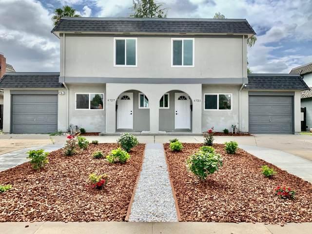 4725 Eagle Lake Dr, San Jose, CA 95136 (#ML81800107) :: Intero Real Estate