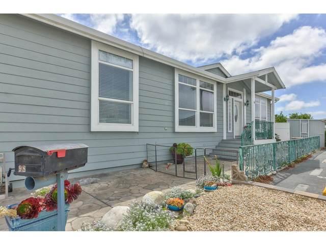 150 Kern Street 98, Salinas, CA 93905 (#ML81800112) :: The Sean Cooper Real Estate Group